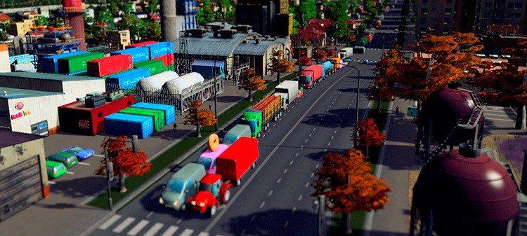 CitiesSkylinesTrafico09